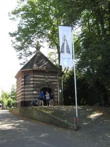 De Maria kapel Stein dateert uit 1400.